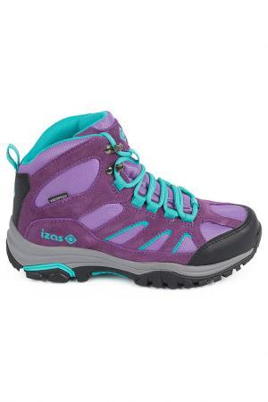 Ботинки Lista Izas. Цвет: фиолетовый