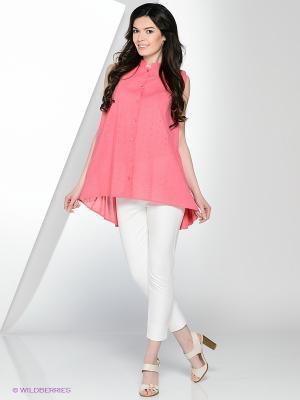 Туника Yuka. Цвет: розовый