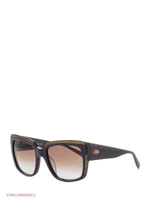 Солнцезащитные очки MI 812S 04 Missoni. Цвет: фиолетовый