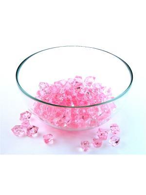 Украшения для вазы Кристалл Aztek. Цвет: розовый