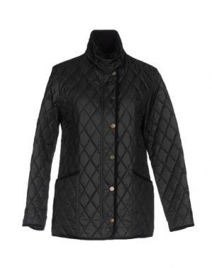 Куртка AQUASCUTUM. Цвет: черный