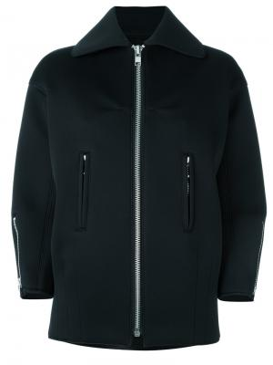 Куртка на молнии Junya Watanabe Comme Des Garçons. Цвет: чёрный