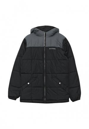 Куртка горнолыжная Columbia. Цвет: черный