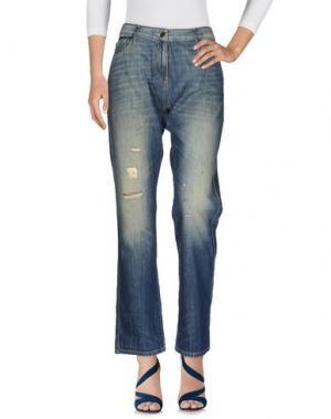 Джинсовые брюки SASS & BIDE. Цвет: синий