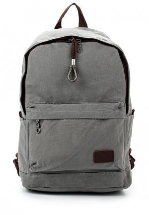 Рюкзак Veegul. Цвет: серый