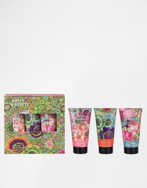 Beauty Extras Крем для рук Kaffe Fassett Collective 3 x 50 мл. Цвет: бесцветный