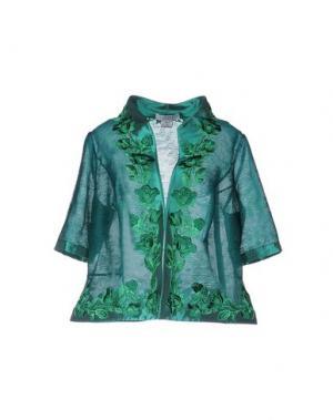 Пиджак CAILAN'D. Цвет: зеленый