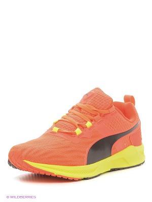 Кроссовки Ignite XT v2 Puma. Цвет: оранжевый