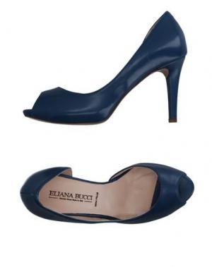 Туфли ELIANA BUCCI. Цвет: синий