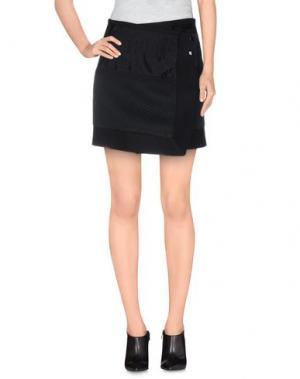 Мини-юбка CAMEO. Цвет: черный