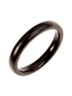 Кольцо Teosa. Цвет: коричневый