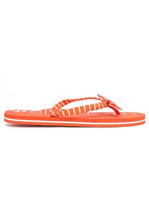Шлепанцы BRUNOTTI. Цвет: оранжевый