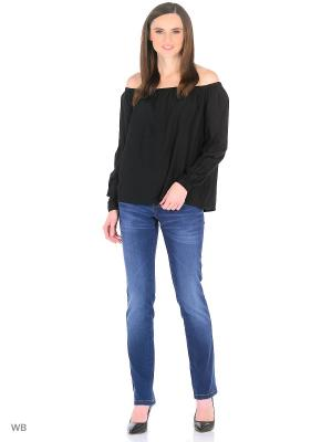 Блуза b.young. Цвет: черный
