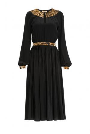Платье из шелка 156696 Charisma. Цвет: черный
