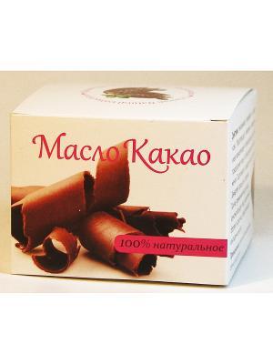 Масло Какао Крымская Натуральная Коллекция. Цвет: белый