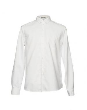 Pубашка QUATRE SAISONS. Цвет: белый