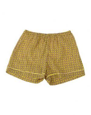 Пижама LAURA URBINATI. Цвет: желтый