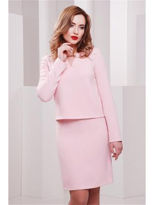 Костюм Fashion Up. Цвет: розовый