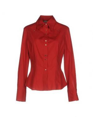 Pубашка EMISPHERE. Цвет: красный
