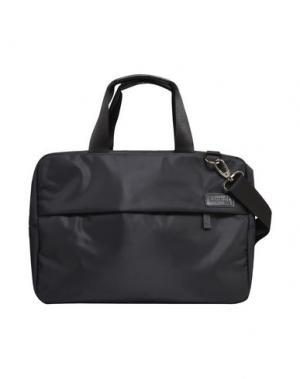 Дорожная сумка LIPAULT. Цвет: черный