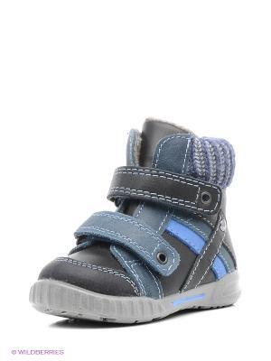 Ботинки Котофей. Цвет: черный