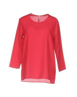 Блузка EMMA&GAIA. Цвет: фуксия