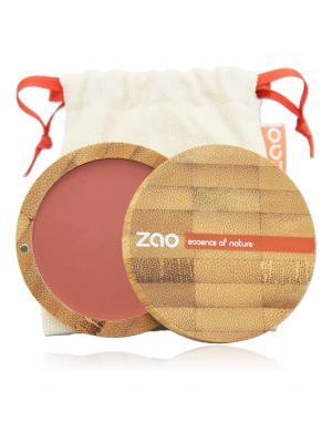 Zao Румяна Компактные 322 (Розово-Коричневый), 9 Г. Цвет: коричневый, розовый