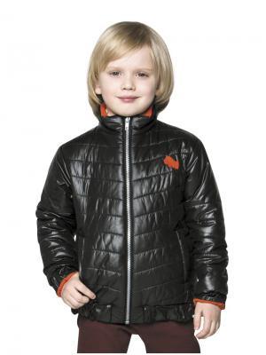 Куртка Карамелли. Цвет: черный
