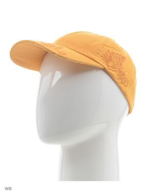 Бейсболка Colin's. Цвет: оранжевый