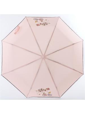 Зонт ArtRain. Цвет: розовый