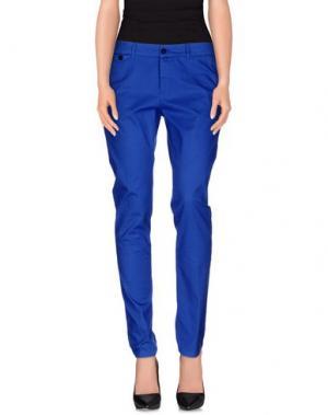 Повседневные брюки KUBERA 108. Цвет: ярко-синий