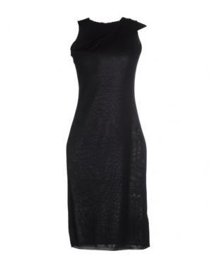 Короткое платье GENTRYPORTOFINO. Цвет: черный