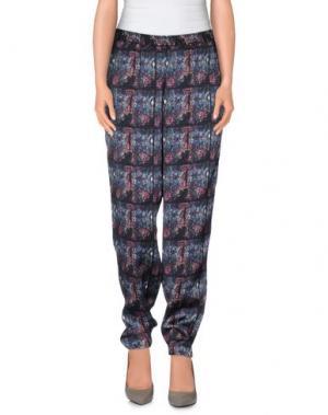Повседневные брюки THEYSKENS' THEORY. Цвет: серый