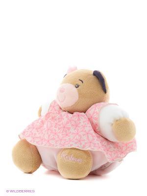 Мишка маленький - Красотка, коллекция Розочка Kaloo. Цвет: розовый