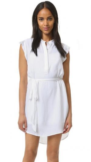 Платье Olivie dRA. Цвет: белый