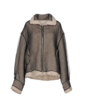 Куртка QUETSCHE. Цвет: черный