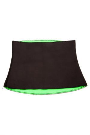Пояс для похудения BRADEX. Цвет: зеленый