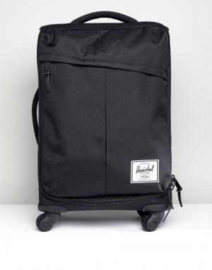 Herschel Supply Co Чемодан для ручной клади Highland. Цвет: черный