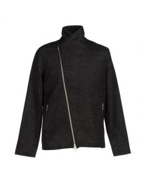 Куртка RED COLLAR PROJECT. Цвет: стальной серый