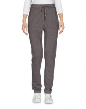 Повседневные брюки JUVIA. Цвет: серый