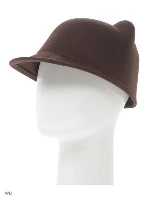 Кепки UFUS. Цвет: коричневый