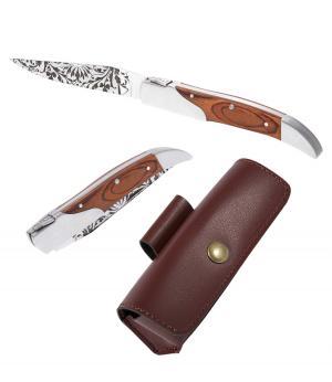 Нож с Поясным Чехлом AFM