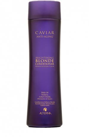 Кондиционер с морским шелком для светлых волос Alterna. Цвет: бесцветный