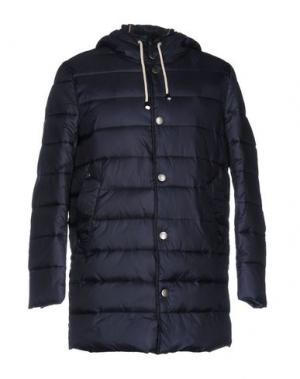 Куртка OFFICINA 36. Цвет: темно-синий
