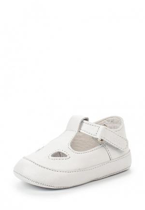 Туфли Chicco. Цвет: белый