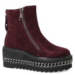 Ботинки  RA0819 темно-бордовый GIANNI RENZI