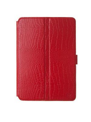 Чехол-книжка Norton ультратонкий 7,85 крепление резинки Norton.. Цвет: красный