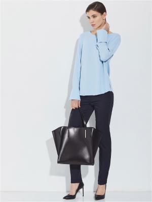 Блуза женская Charuel. Цвет: светло-голубой