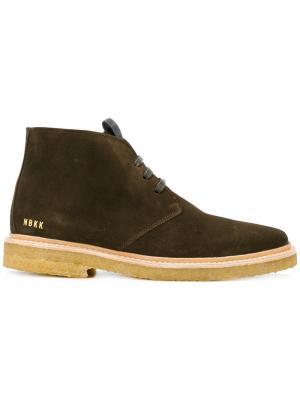 Ботинки Logan Desert Nubikk. Цвет: коричневый