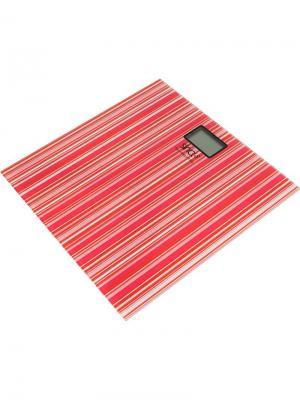 Весы напольные электронные Sinbo SBS 4429 макс.180кг красный. Цвет: красный